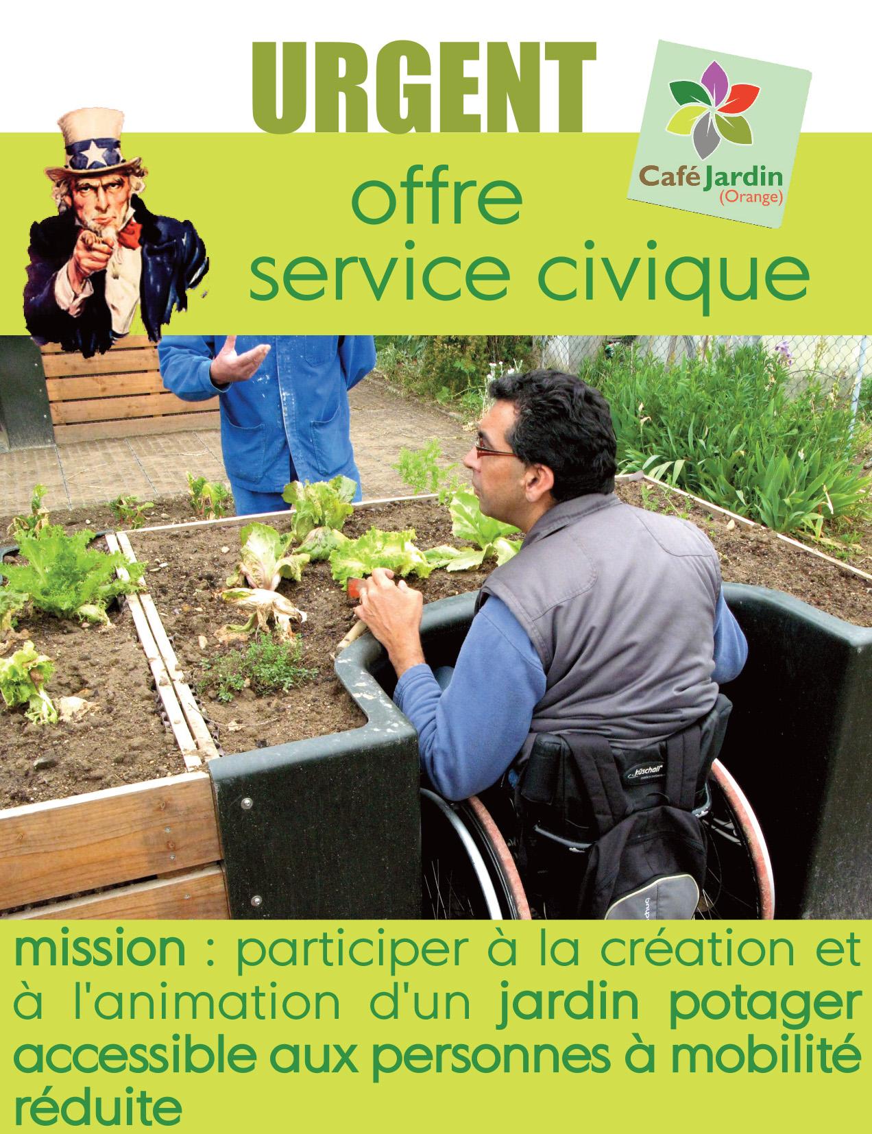 Offre de mission de service civique